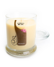 Vanilla Bean Jar Candle - 10 Oz.