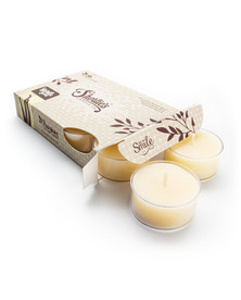 Vanilla Bean Tealight Candles 6-Pack