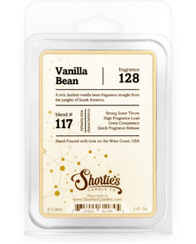 Vanilla Bean Wax Melts - Formula 117