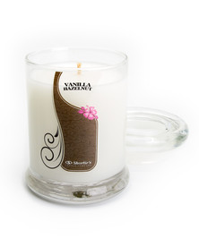 Vanilla Hazelnut Jar Candle - 6.5 Oz.