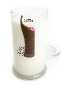 Vanilla Hazelnut Jar Candle - 16.5 Oz.