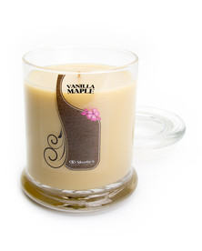 Vanilla Maple Jar Candle - 10 Oz.