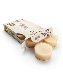 Vanilla Maple Tealight Candles 6-Pack
