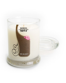 White Chocolate Mint Jar Candle - 6.5 Oz.
