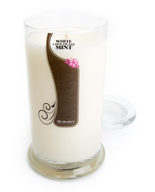 White Chocolate Mint Jar Candle - 16.5 Oz.