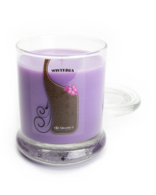 Wisteria Jar Candle - 10 Oz.