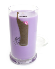 Wisteria Jar Candle - 16.5 Oz.