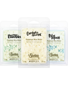Fresh & Clean Wax Melts Variety Pack - New Wax Blend