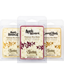 Apple Wax Melts Variety Pack - New Wax Blend