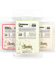 Christmas Wax Melts Variety Pack - Formula 117