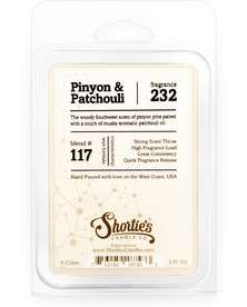 Pinyon & Patchouli Wax Melts  - Formula 117