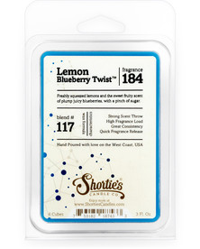 Lemon Blueberry Twist™ Wax Melts  - Formula 117
