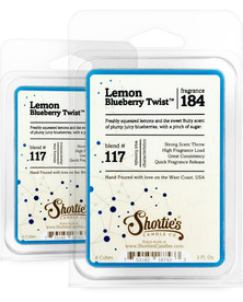 Lemon Blueberry Twist™ Wax Melts 2 Pack - Formula 117