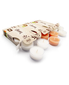 Earth Tealight Candles Variety Pack