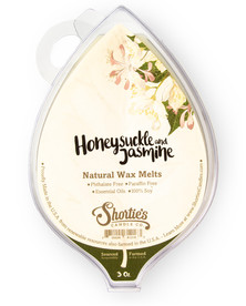 All Natural Honeysuckle Jasmine Soy Wax Melts