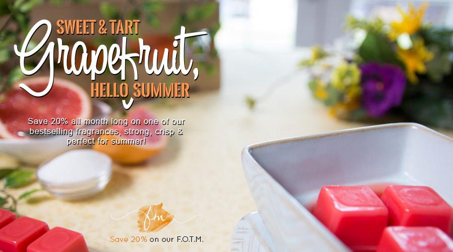 FOTM: Save 20% on Grapefruit