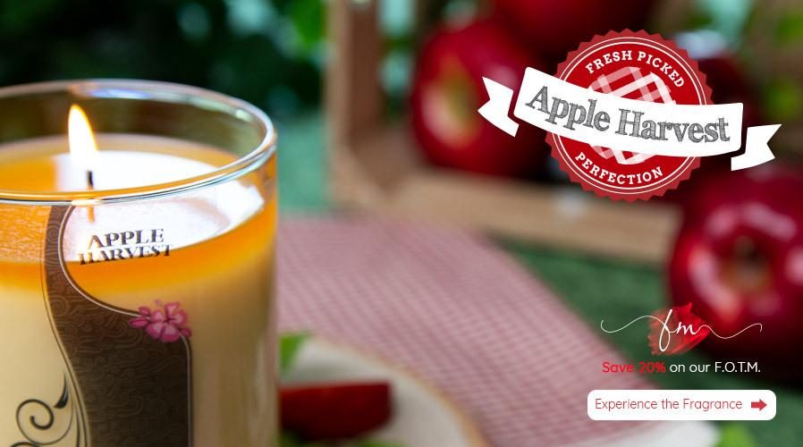 FOTM: 20% off Apple Harvest