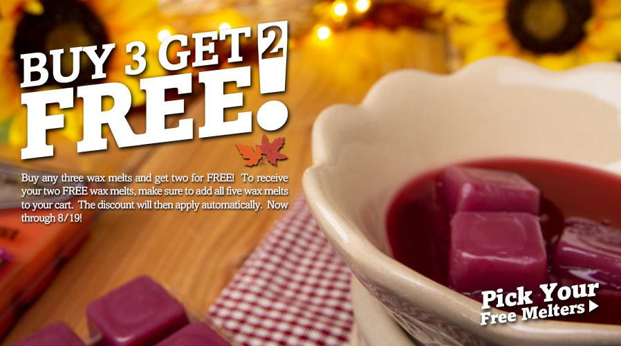 Buy 3 Get 2 FREE!