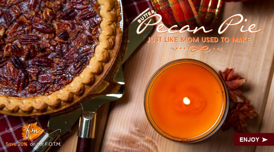 FOTM: Butter Pecan Pie