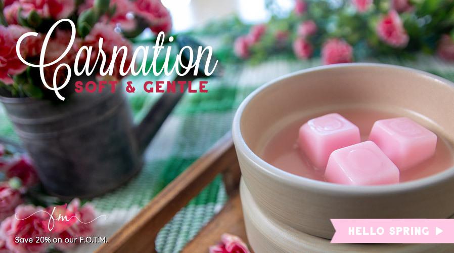 FOTM: 20% off Carnation