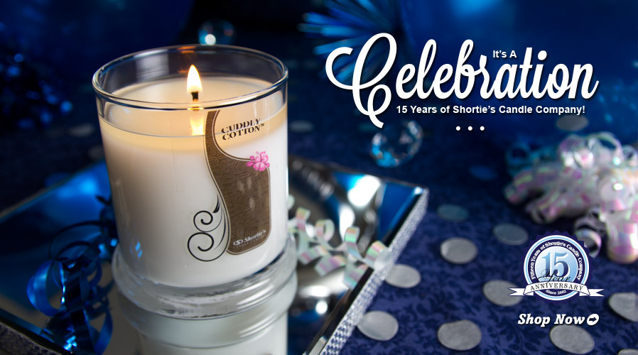 Celebrate with 15% Off!