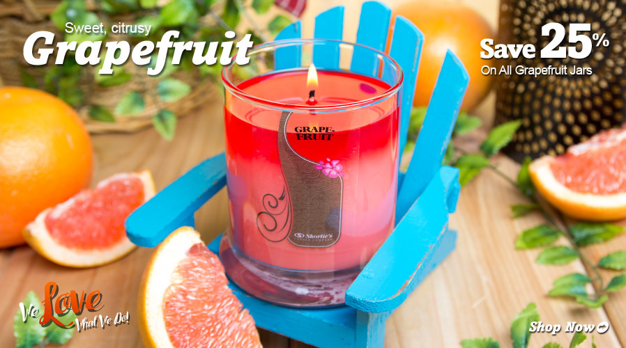 Save 25% on All Grapefruit Jars!