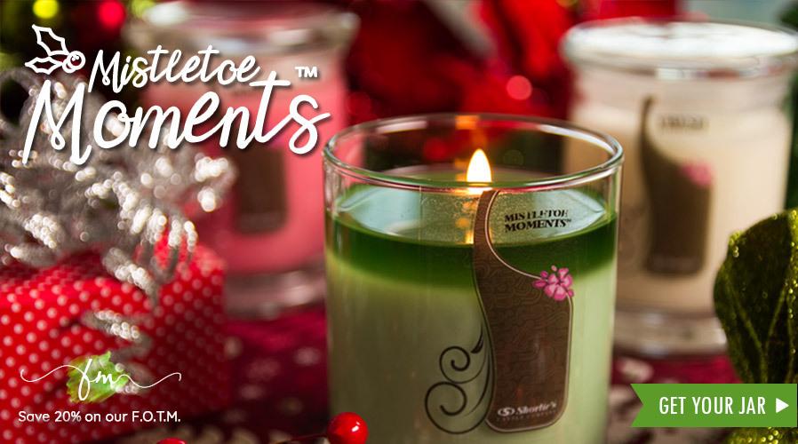 FOTM: Mistletoe Moments