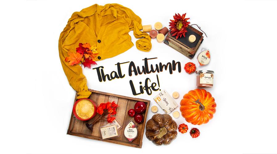 That Autumn Life!